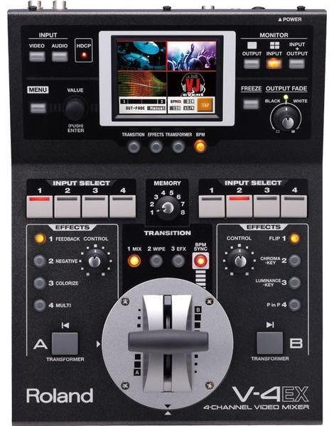 Roland V-4EX for hire