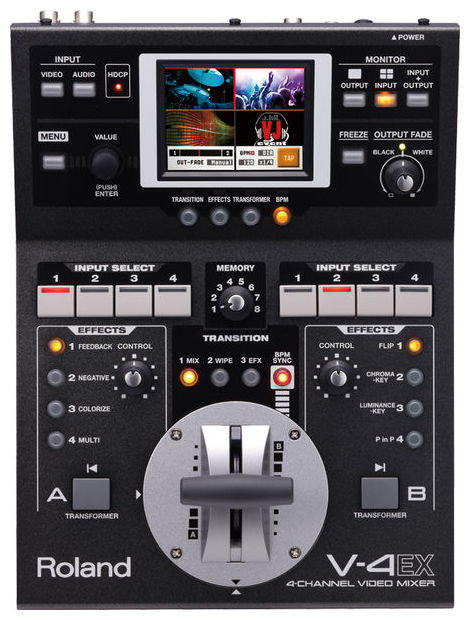 Roland V-4EX for hire