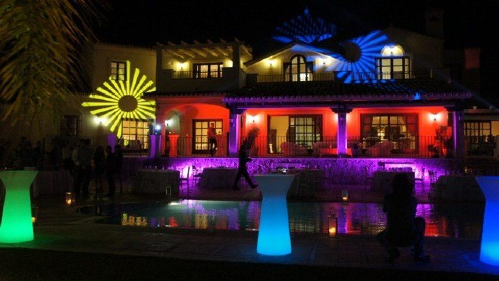 Event lighting & decoration