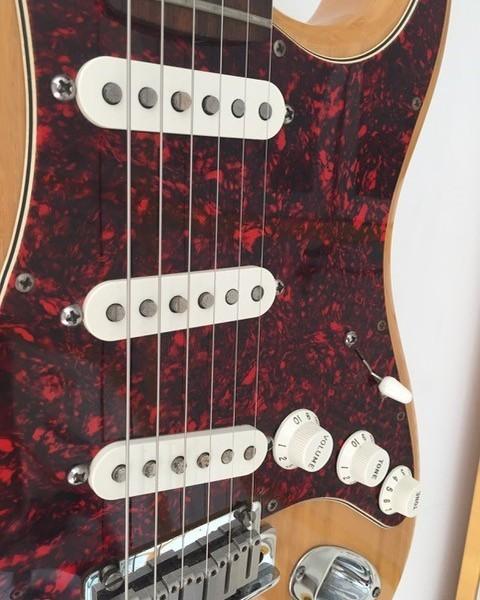 Fender Strat Hire
