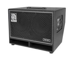 ampeg 2x10 bass guitar speaker cab