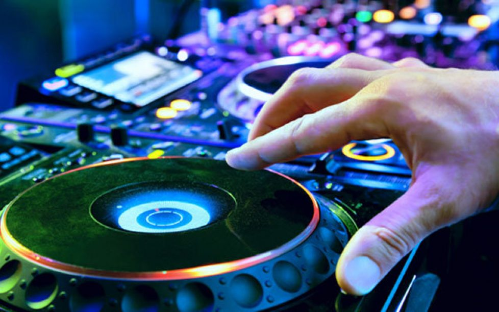 DJ Equipment Hire Marbella