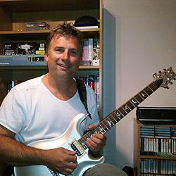 Ray Frost solo guitar vocals Costa del Sol