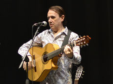 "Juan José Escudero Ortega ""El Maestro""      Born in Mairena del Alcor(Seville). Guitarist soloist of SRK. He has accompanied with his guitar to famous flamenco singers as Manuel Mairena, Paco Toronjo, Tina Pavón, Fernanda de Utrera… He won the first prize of flamenca guitar ""Confederación de Peñas de Andalucía"". He was finalist of the first Biennal "" Ciudad de Sevilla"" in junior guitar. He has taken his flamenco style in places like:   - Huelva - Hotel Barceló                 - Hotel Playa Canela                 - Hotel Hiberostar                 - Hotel Solvasa                 - Hotel Tierra-Mar                 - Hotel El Coto                 - Hotel Carabela - Granada - Corral del Principe                    - Hotel Alhambra. - Madrid - Nuevo Futuro (Venta del Toro)                  - El Portón                  - Faralaes                  - Sierra Morena. - Cádiz - Hotel Puerto Bahia               - Hotel Fuerte               - Hotel Garbi-Costaluz.  - México D.F.- Sala Gitanerías,                          - Aguas Calientes Feria.                         - Puerto Vallarta.                          - Cancún. - Argentina - Mar de Plata.  - Israel - Hotel Holiday Inn.       In his discography excel two records with ""Al Pairo"" band."