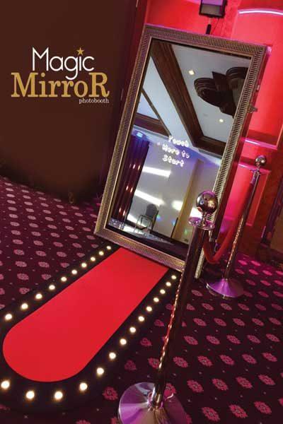 costa del sol magic mirror hire