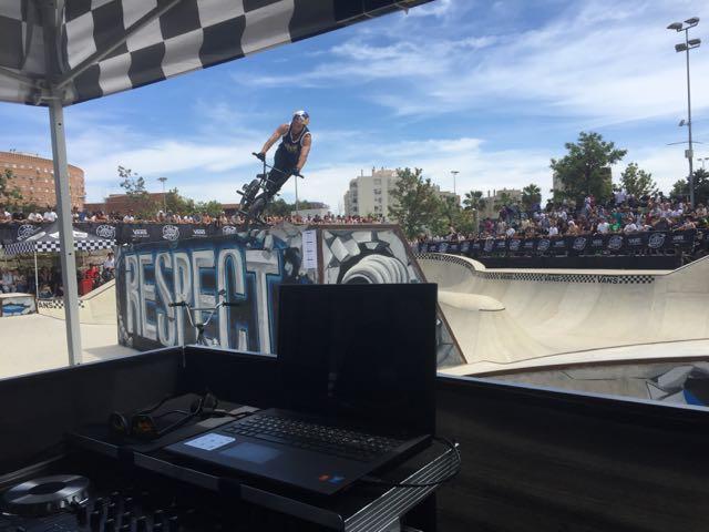 Vans BMX Championship Malaga 2017