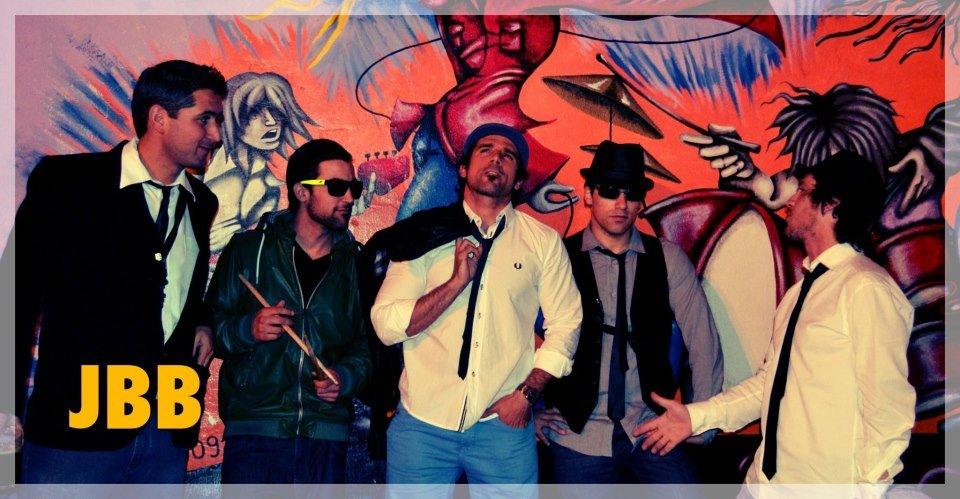 Jackie Brown Band Costa del Sol