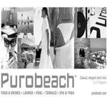 puro beach events