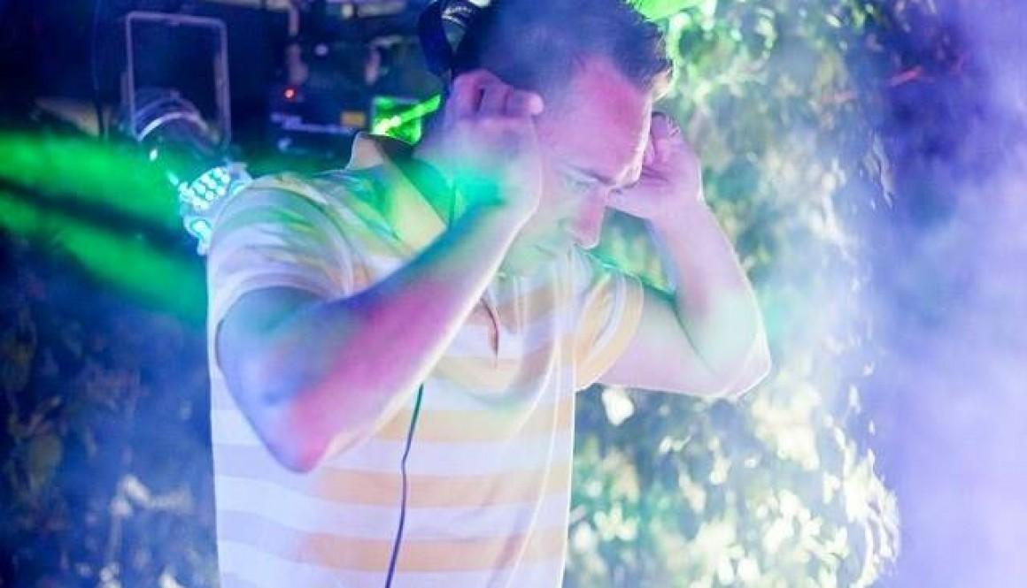 Alex George DJ Costa del Sol
