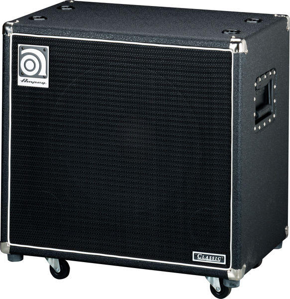 "Ampeg SVT15e bass guitar 15"" speaker cab for hire."