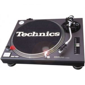 technics 1210 mk2 for hire