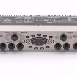 Behringer Bass V-AMP Pro Rack Mount Guitar Effects Processor PD-5995