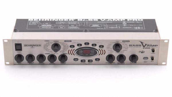 Behringer Bass V-AMP Pro Rack Mount Guitar Effects Processor PD-5995