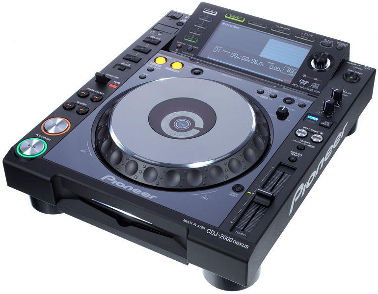 Pioneer CDJ2000 Nexus for hire