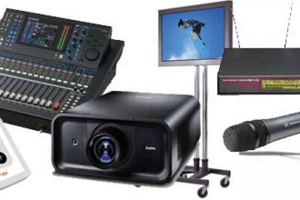 audio visual hire marbella