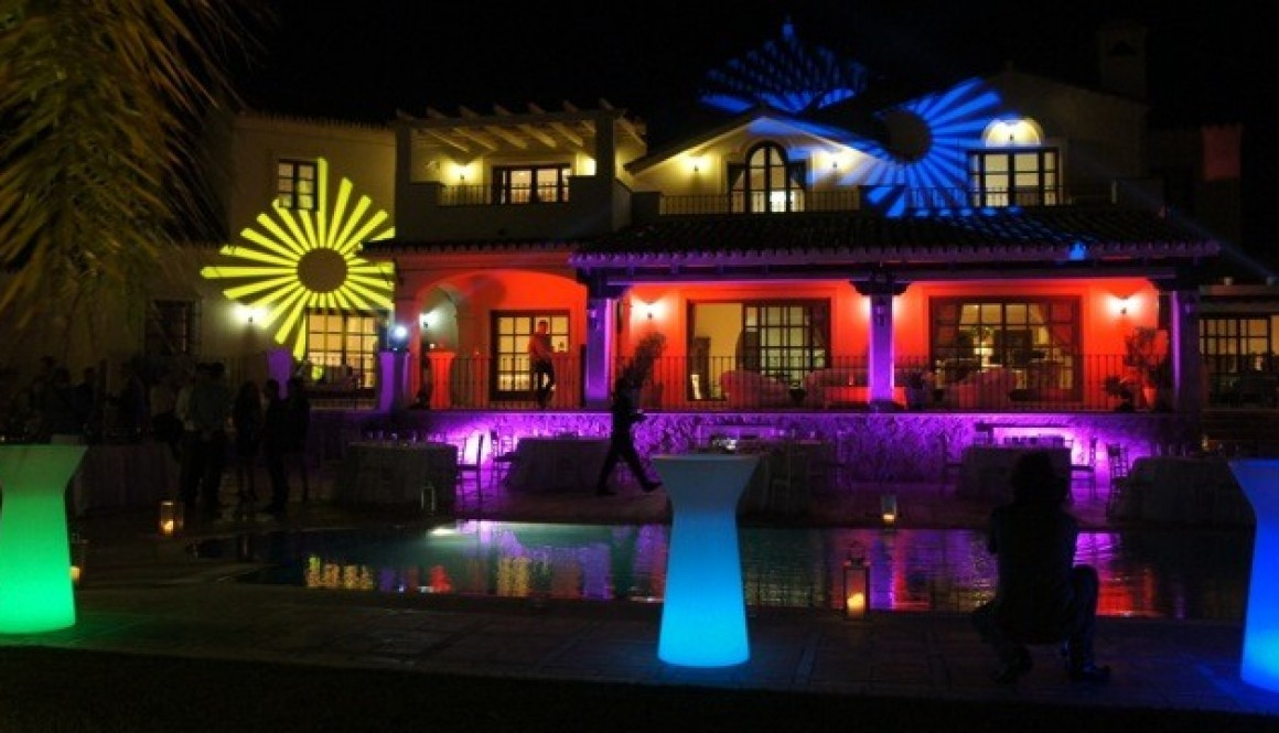 event decoration marbella and the costa del sol