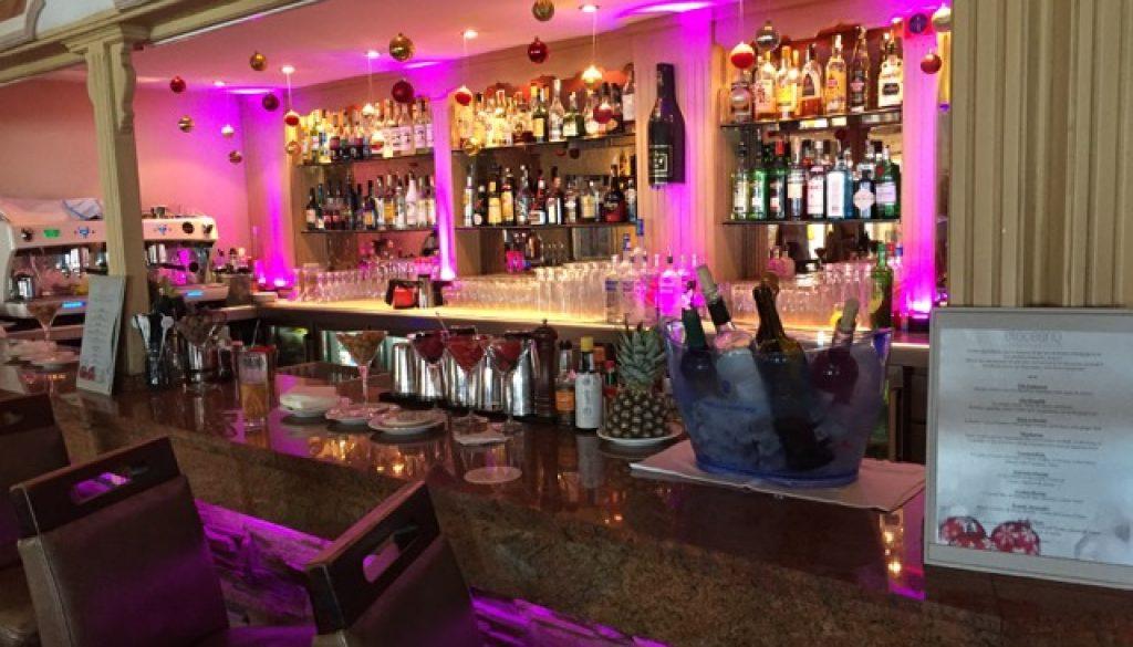 el oceano hotel sound and lighting hire