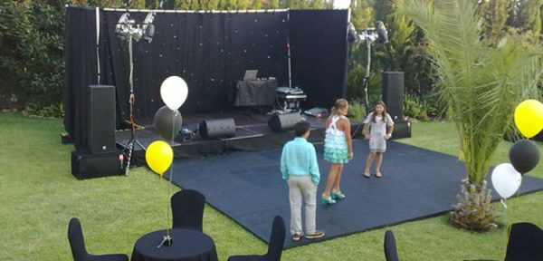 Complete Party Package for hire