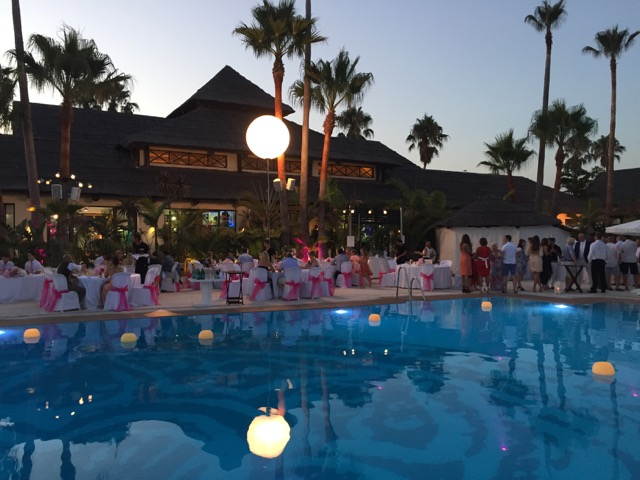 Purobeach marbella wedding