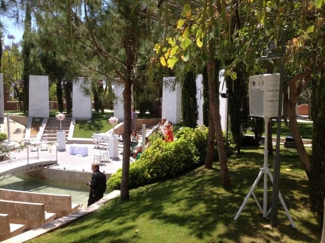 villa padierna wedding