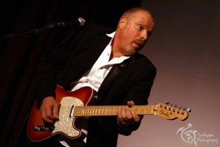 Chas Burnett guitar vocals costa del sol marbella