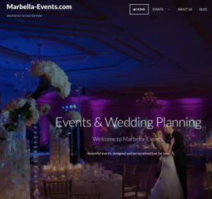 Marbella Event Wedding Planning