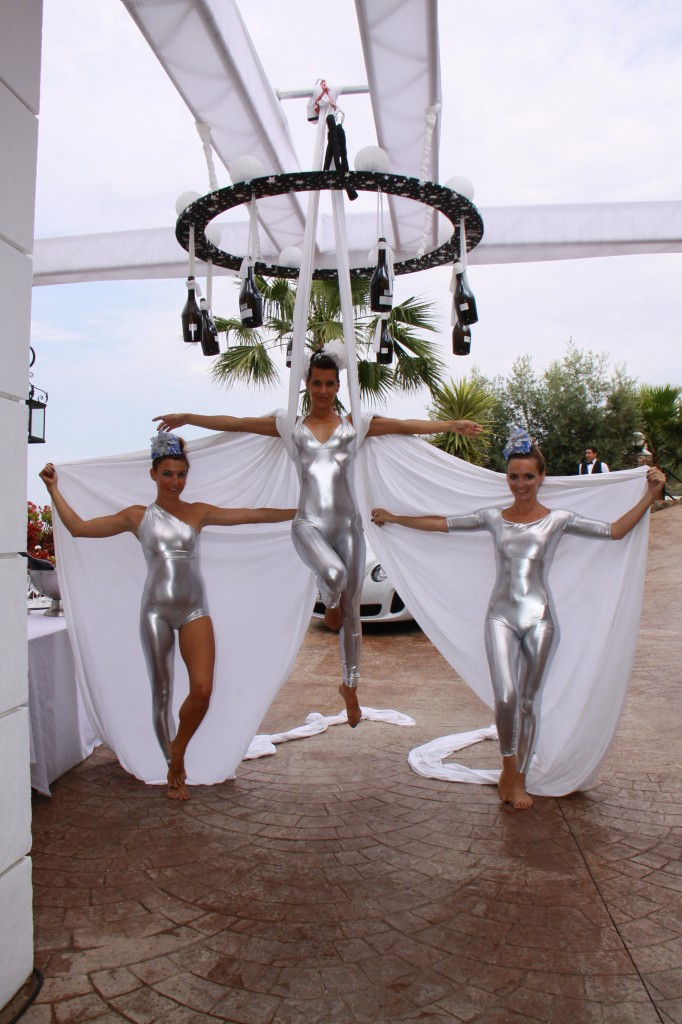 Acrobatic and Aerial Acts