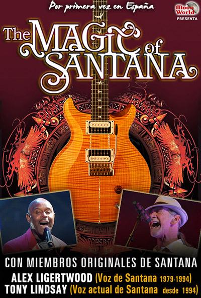 SANTANA Tour... Santana Tour 2017