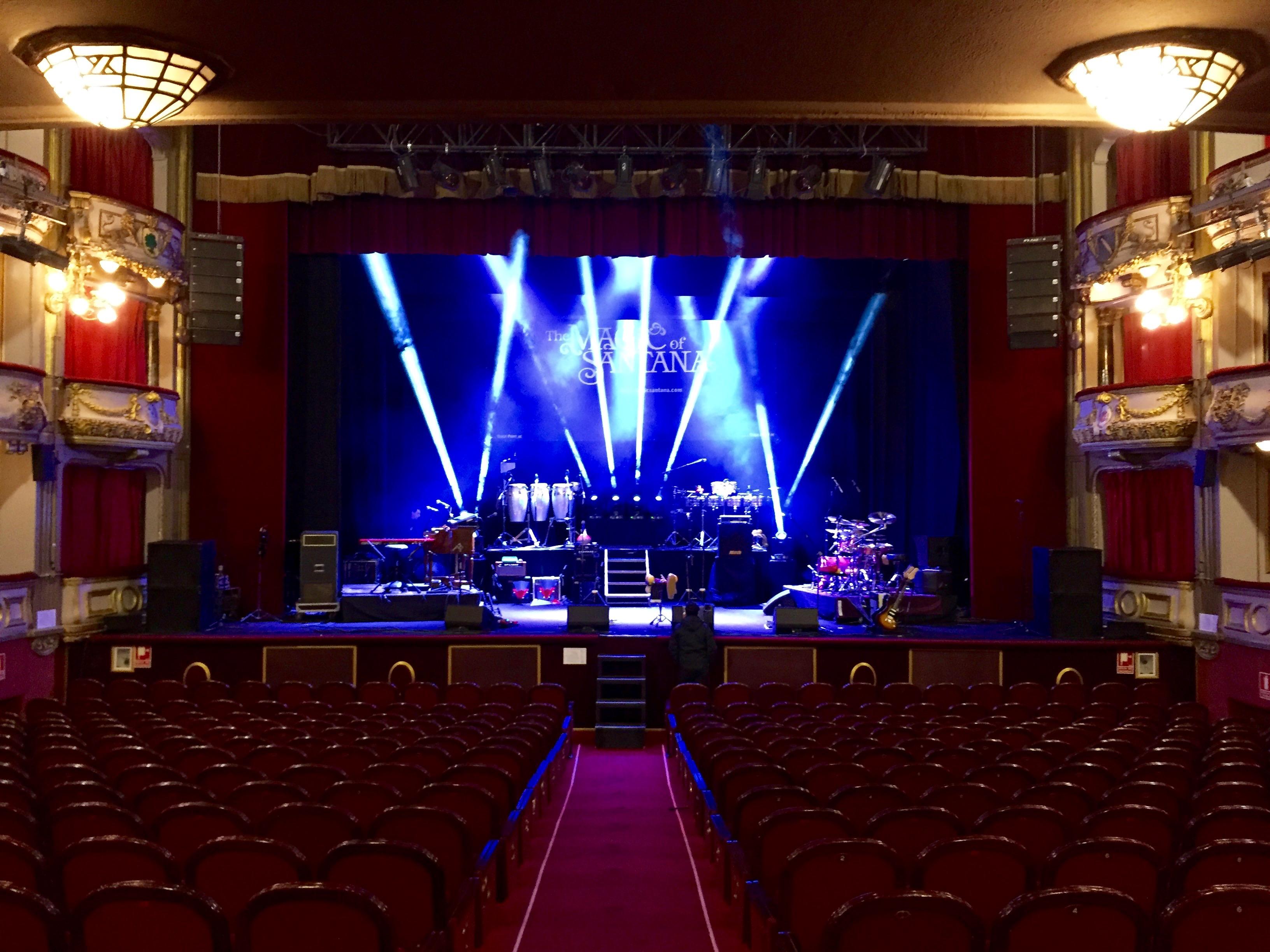 Teatro Calderon, Madrid