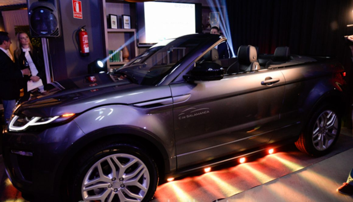 D-Wine Rover Evoque
