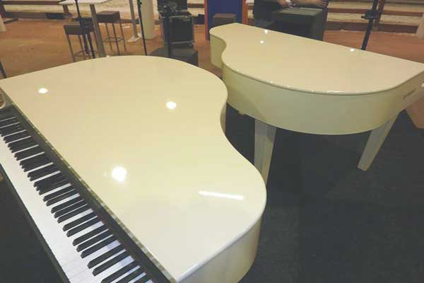 dutch grand piano hire costa del sol