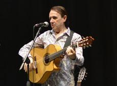 """Juan José Escudero Ortega """"El Maestro""""      Born in Mairena del Alcor(Seville). Guitarist soloist of SRK. He has accompanied with his guitar to famous flamenco singers as Manuel Mairena, Paco Toronjo, Tina Pavón, Fernanda de Utrera… He won the first prize of flamenca guitar """"Confederación de Peñas de Andalucía"""". He was finalist of the first Biennal """" Ciudad de Sevilla"""" in junior guitar. He has taken his flamenco style in places like:   - Huelva - Hotel Barceló                 - Hotel Playa Canela                 - Hotel Hiberostar                 - Hotel Solvasa                 - Hotel Tierra-Mar                 - Hotel El Coto                 - Hotel Carabela - Granada - Corral del Principe                    - Hotel Alhambra. - Madrid - Nuevo Futuro (Venta del Toro)                  - El Portón                  - Faralaes                  - Sierra Morena. - Cádiz - Hotel Puerto Bahia               - Hotel Fuerte               - Hotel Garbi-Costaluz.  - México D.F.- Sala Gitanerías,                          - Aguas Calientes Feria.                         - Puerto Vallarta.                          - Cancún. - Argentina - Mar de Plata.  - Israel - Hotel Holiday Inn.       In his discography excel two records with """"Al Pairo"""" band."""