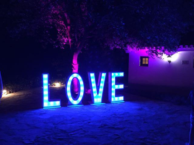 love letters hire costa del sol