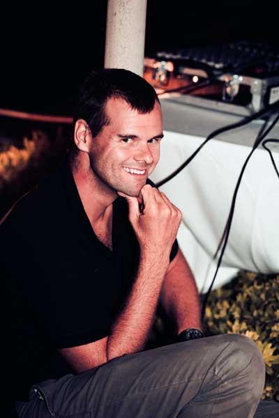 Simon wedding DJ Sotogrande