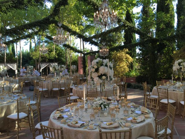event decoration villa padierna
