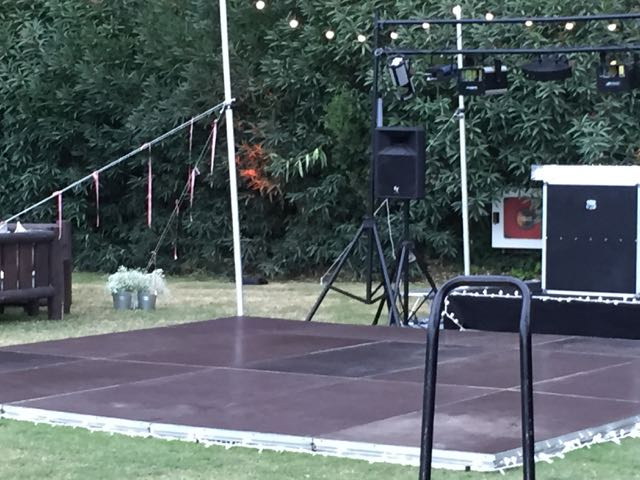 dance floor Marbella Sotogrande