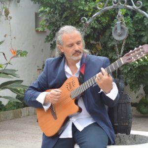 Wedding guitarist Costa del Sol, Spain