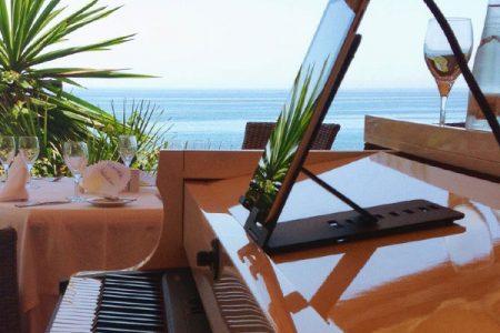 Johnny Barker Piano vocals Costa del Sol