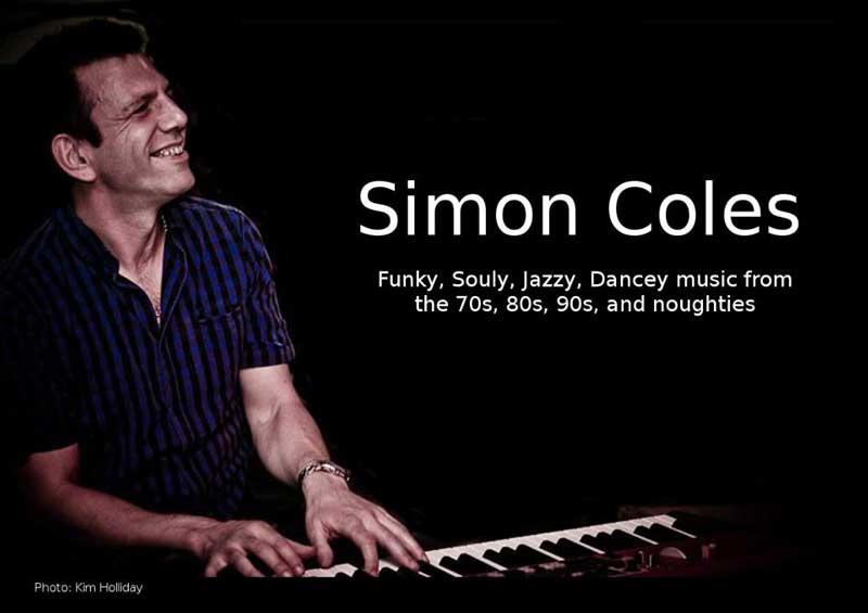 Simon Coles Piano Vocals - Marbella Entertainments
